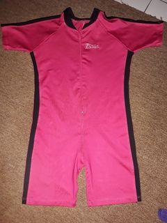 Baju renang anak pink