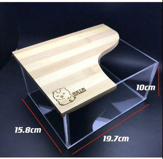 BN pet hamster bath bed accessories