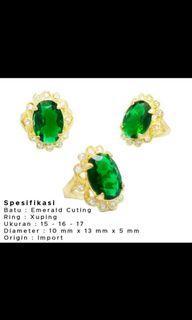 Cincin Emerald