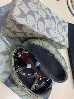 Coach太陽眼鏡正貨經典款