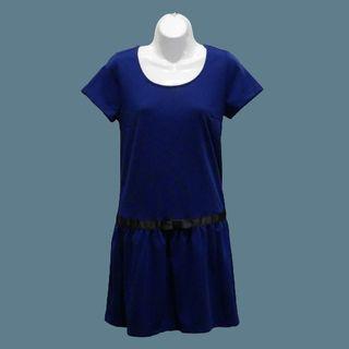 epanouir 寶藍色洋裝