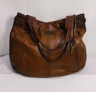 Fossil Cognag shoulder bag