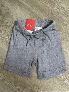 Fox Grey Shorts