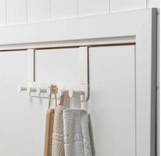 Gantungan Baju Putih Untuk Pintu Merk IKEA