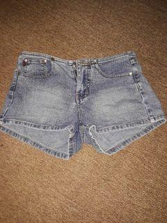 Hotpants jeans katun