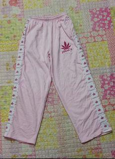 Jamaica Pants Marijuana Side Tape