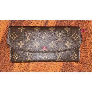 Louis Vuitton Wallet preloved pl authentic emilie