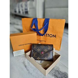 Louis Vuitton Wallet preloved pl dompet lipat victorine
