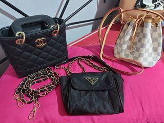 Mini bags bundle