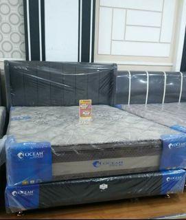 Ocean spring bed 180