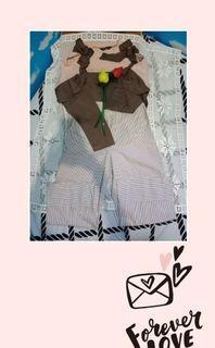 One set blouse and kulot