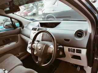 Perodua Alza 1.5 2016 Moovby Car Rental