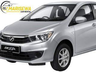 Perodua Bezza 1.3 2018 Moovby Car Rental