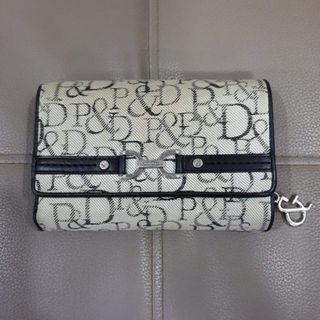 Pinky & Dianne Tri Fold Medium Wallet