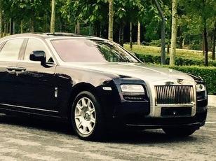 Rolls Royce Ghost 2013 Moovby Kereta Sewa