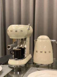 Smeg咖啡機(電器類的愛馬仕)