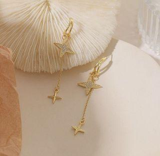 Stellar earrings