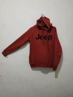 Sweater jeep