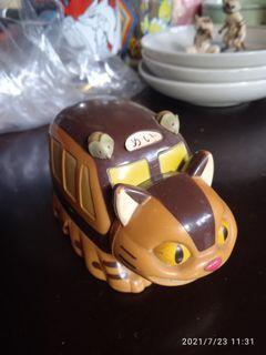 Totoro cat bus rare pullback car
