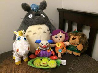 Toy Story - Bonnie's Toy Dolly - Authentic Thinkway Signature Collection