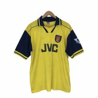 Vtg Nike Arsenal The F.A Premier League Jvc Jersey