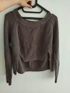 Washed Sweater H&M