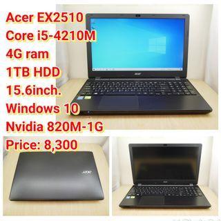 Acer EX2510 Core i5