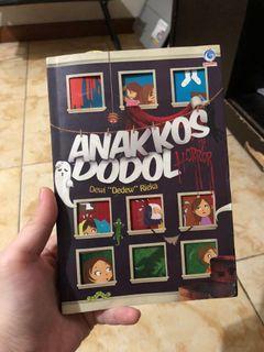 Anak kos dodol horor  novel