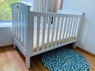 Boori Baby Cot Bed