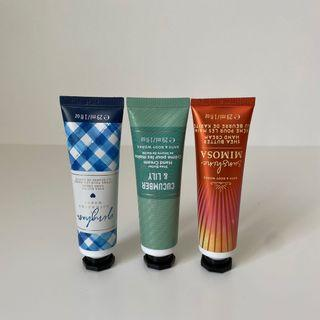 Bath and Body Works Hand Cream