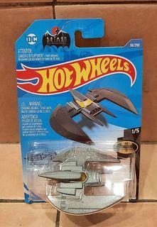 BATPLANE - Hot Wheels 2020 Batman Series