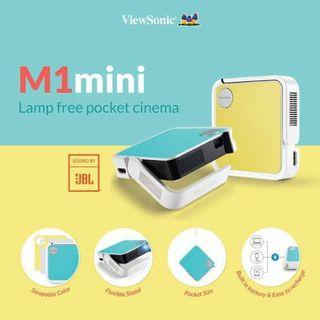Projector Portable with Wifi & JBL Speakers