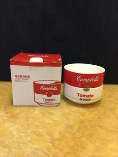 Campbell is Ceramic Stackable Bowl Set