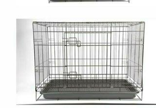 Dog cat rabbit cage not condo litter carrier food bowl toys