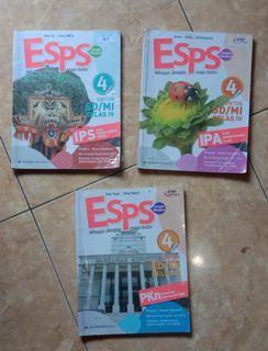 ESPS IPA, IPS, PKn kelas 4