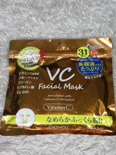 Everyyou VC Facial Mask