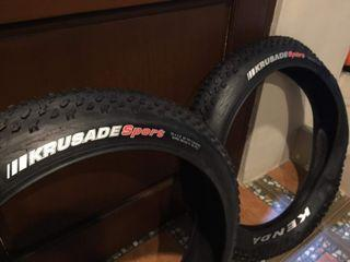 Fat Bike Tire Kenda 26x4.0 Krusade