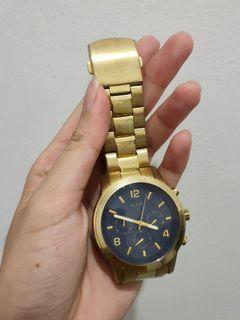 Guess Gold Watch Preloved