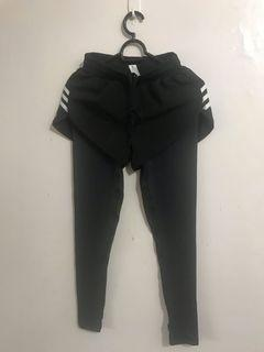 Gym/Sports Leggings with shorts