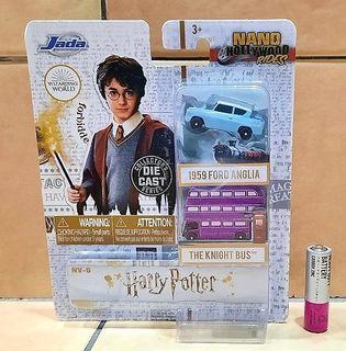HARRY POTTER - Jada Nano Hollywood Rides Series