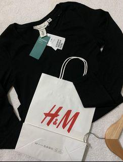 H&M LOGG Longsleeves