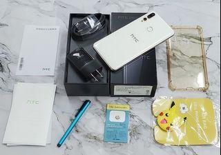 *典藏奇機*展示機出清-HTC 首款三鏡頭手機 Desire 19+ 6G/128G 6.2吋全螢幕 指紋、臉部解鎖