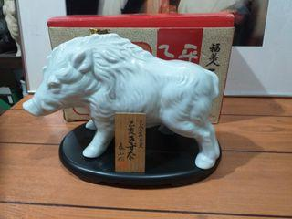 Japanese Display, Wild Boar