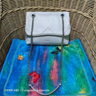 Lovcat Leather Crossbody Bag