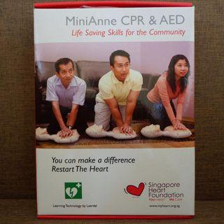 MinniAnne CPR & AED