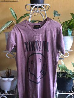 nirvana x cotton on