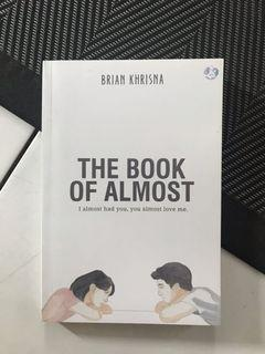 novel brian khrisna : the book of almost