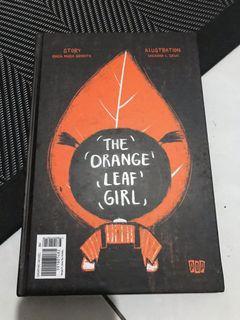 novel rinda maria gempita : gadis daun jeruk