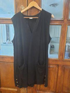 PLUS SIZE Ralph Lauren Classic black dress
