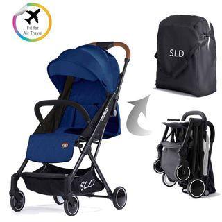 Preloved Teknum Travel Lite Stroller SLD